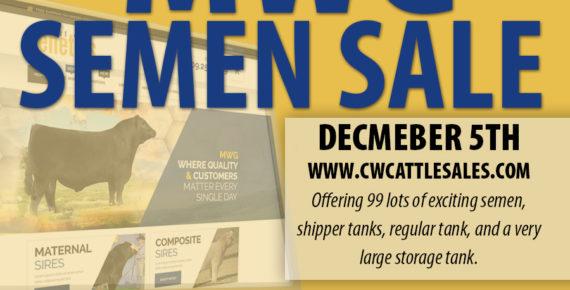 Online Semen Sale   December 5th